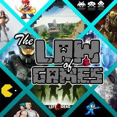 TheLawOfGames Icon