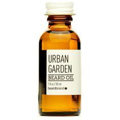 Urban Garden Beard Oil
