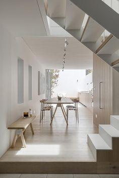 Australian architectural and interior design firm Benn + Penna recently…
