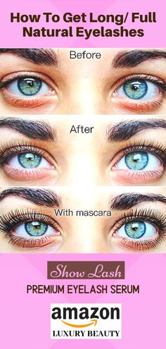 Brings about Just Weeks. Applied just like eyeliner once each time. Each bottle lasts roughly a few months. Way cheaper as compared to falsies or extensions. Best Eyelash Growth Serum, Eyelash Serum, Natural Eyelashes, False Eyelashes, Tongue Health, Luxury Beauty, Eye Makeup, Makeup Tips, Beauty Makeup