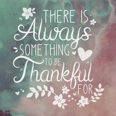 Are you grateful for your blessings? Comment below all the things you're thankful for. #blessed