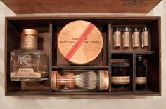 Limited Edition Grooming Kit, by Portland General Store