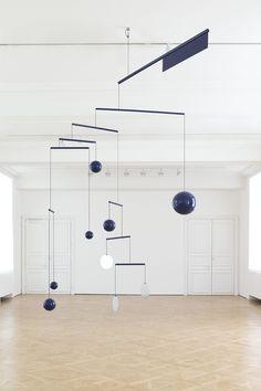 Trois raisons d'aller voir l'exposition Pierre Paulin à la Galerie Perrotin 10
