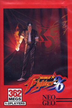 Nostallgia Brasil: The King of Fighters '96