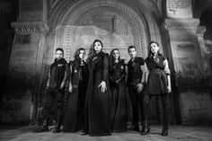 Eurovision Song Contest 2015: Armenia  Genealogy consists of six singers who were internally selected by the Public Television of Armenia to sing Face The Shadow in Vienna, a powerful anthem about peace, unity, and love.