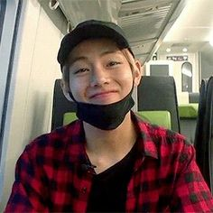 Kim Taehyung BTS Bon Voyage