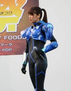 Asian Cosplay, Cosplay Girls, Body Action, Crazy Costumes, Female Armor, Robot Girl, Local Hero, Military Women, Star Girl
