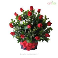 Rosas para mamá - www.floristeriaceliflor.com
