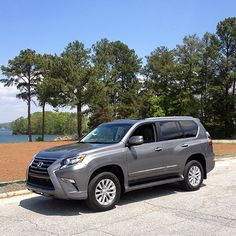 First Impressions: 2015 Lexus GX 460 | Read more at DriveMyFamily.com