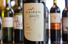 The Reverse Wine Snob: Kaiken Terroir Series Corte Malbec Blend 2011 - Release The Kaiken! Another very tasty Malbec from Kaiken Wines. 80% Malbec, 12% Bonarda and 8% Petit Verdot from Mendoza, Argentina. http://www.reversewinesnob.com/2014/11/kaiken-terroir-series-corte-malbec.html #wine #winelover