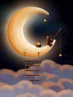 Gute Nacht...bis zum Sonnenaufgang
