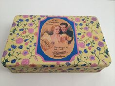 Whitman's Chocolates 150th Anniversary 1992 Limited Edition Tin Can Collectable #Whitmans