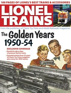 Lionel Trains: The Golden Years