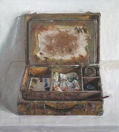 Paint box - James Lloyd