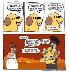 Ichabod The Optimistic Canine - Imgur