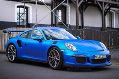 Porsche 991 GT3 RS by Roger Chan (@rchanphotography)
