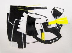 Olaf Boqwist, untitled, 32x24cm, mixed media on paper  #boqwist #abstractart #abstractexpressionism #collage #mixedmedia #art #painting #acrylicpainting   www.boqwist.com