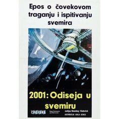 2001 A Space Odyssey Canvas Art - (24 x 36)