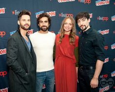 Da Vinci's Demons: new NYCC interviews & photos from the GCE | Tom Riley