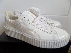 ca9643338ce0 PUMA Fenty Creepers Glo Rihanna Shoes Trainers 362269 01 UK 7.5 EU 41 US 10  for sale online