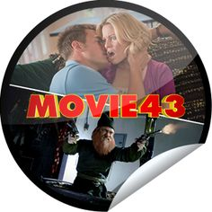 Steffie Doll's Movie 43 Box Office Sticker | GetGlue Movie 43, Box Office, Stickers, Adventure, Movie Posters, Fictional Characters, Film Poster, Popcorn Posters, Sticker