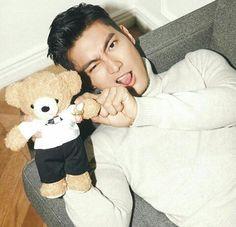 super junior and siwon image