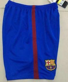 16-17 Leicester City Football Shirt Cheap Home Blue Replica Shorts ...