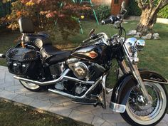 HD HERITAGE softail Classic 1340