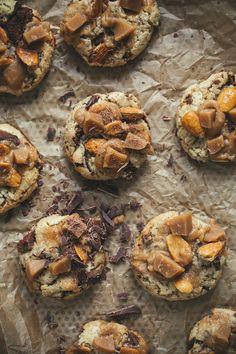 Cookies vegan chocol