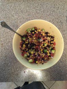 Chickpea Summertime Salad