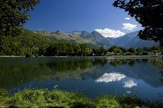 Lac d'Avajan, via Flickr.