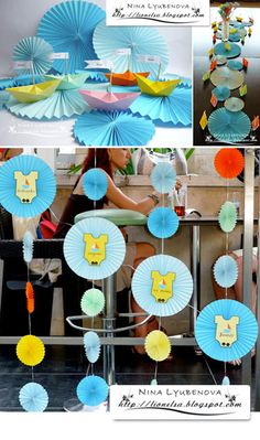 Kids' BIRTHDAY DECORATIONS
