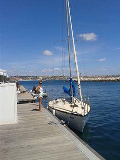First 18 marina Cascais