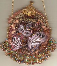 """Amulet Purse. Oh. My. Stars. This website does not seem to have any links. Just tons of """"eye candy!"""" Gorgeous work! Gail"""