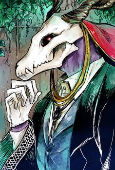 Por mucho el personaje más misterioso con que me he topado en mucho tiempo.