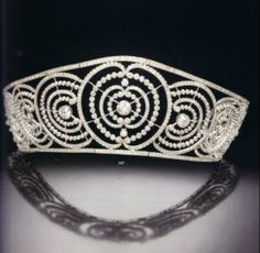 Duchess of Alba Circle tiara
