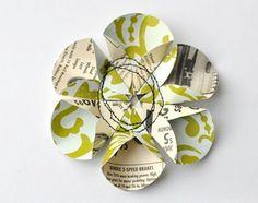 paper flower tutorial