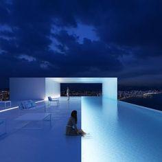 Minimal Architecture, Architecture Design, Facade Design, Exterior Design, Casa Magna, Zen House, Concept Home, Loft Interiors, Modern House Design