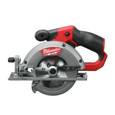 Milwaukee 2530-80 M12 Fuel Li-ion 5-3/8 In. Circular Saw Certified Refurbished Circular Saw For Sale, Circular Saw Reviews, Best Circular Saw, Circular Saw Blades, Milwaukee M12, Milwaukee Tools, Home Depot, Woodworking Crafts, Gadgets And Gizmos