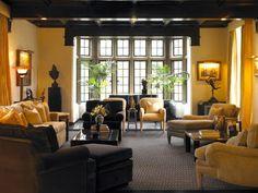 Tudor - windows