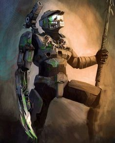 Did you know that there is such a thing as a full-size adult Halo Master Chief… Video Game Movies, Video Game Art, Video Games, Halo 3 Odst, Halo 5, John 117, Halo Spartan, Halo Armor, Halo Master Chief