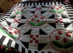 Cherries quilt