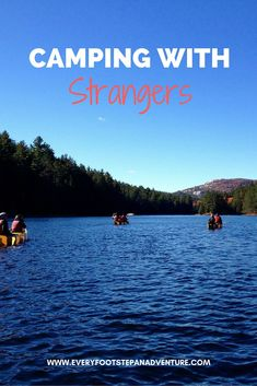 Camping with Strangers: Overcoming Shyness and Embracing Nature