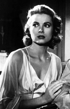 Grace Kelly as Lisa Fremont in Rear Window