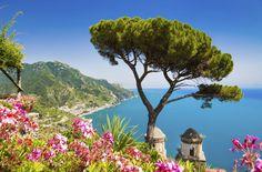 Italia, coasta Amalfi, o destinatie romantica penru Luna de miere