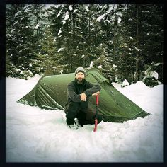 Last winter in the Alpes testing my tent in cold and deep snow conditions .   Visit me on Youtube. Link in Bio! #buschpirat #camping #campinglife #campingout #campinglove #wildcamping #wildcampinglife #wildcampingskills #overnighter #outdoorslife #outdooradventurephotos #outdoorliving #outdoorgear #fjällräven #tent #winterwonderland #wintergear #snowgear #abisko #bushcraftgear #gearlife #gearlove #outdoorgear #geartesting #extremecamping #coldoutside #coldworld