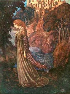 Annabel Lee - The Bell and Other Poem by Edgar Allan Poe; published by Hodder and Stoughton
