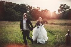 Bride & Groom Portraits - Rustic Glam Tipi Wedding With Pink Peony Bouquet & Bride In Leather Jacket Planned by Gordon Malone Images From Claire Penn Photography