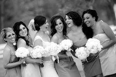 B&W; wedding photos are so lovely