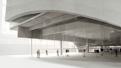 Museum of Modern Art in Warsaw / Christian Kerez
